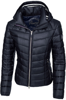 Pikeur Womens Cassia Quilted Jacket Navy