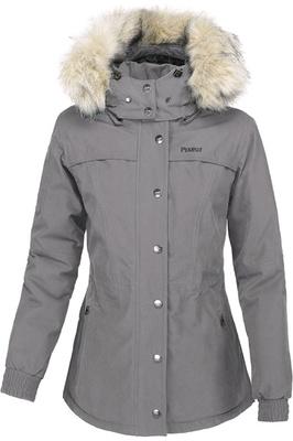 Pikeur Womens Dea Short Parka Jacket Titanium