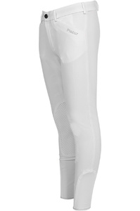 Pikeur Childrens Brooklyn Grip Breeches White