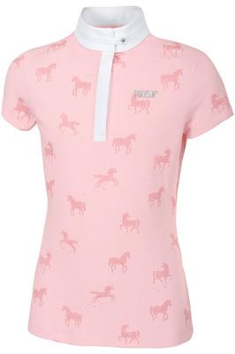 Pikeur Childrens Tiana Show Shirt - Pink