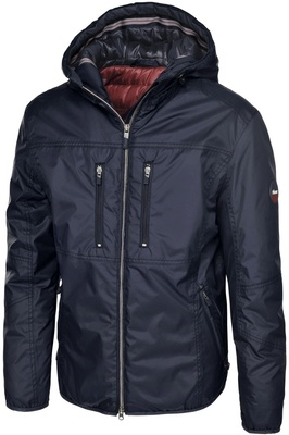 Pikeur Mens Damaro Primaloft Quilted Jacket Navy