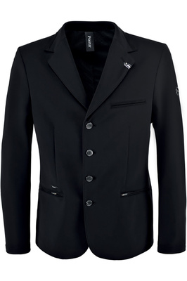 Pikeur Mens Luis Competition Jacket Black