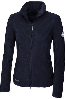 Pikeur Womens Nabila Fleece Jacket Navy