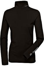 Pikeur Womens Sina Polo Neck Base Layer Black
