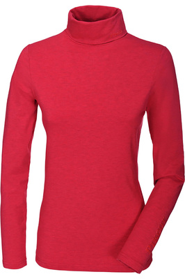 Pikeur Womens Sina Polo Neck Base Layer Bright Red