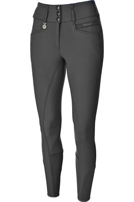 Pikeur Womens Candela Grip Breeches Grey