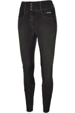 Pikeur Womens Candela Grip Jeans Breeches - Black
