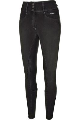 Pikeur Womens Candela Grip Jeans Breeches - Black
