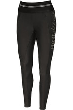 Pikeur Womens Gia Athleisure Grip Softshell Breeches Leggings Black