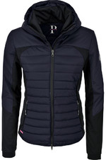 Pikeur Womens Ginny Hybrid Jacket 5043 - Night Sky Blue