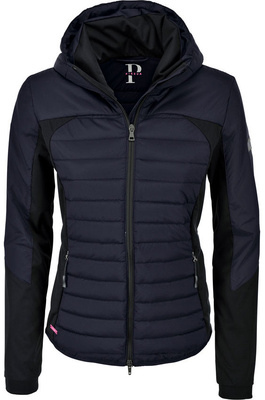 Pikeur Womens Ginny Hybrid Jacket 5043 - Night Sky Blue