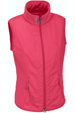 Pikeur Womens Inka Softshell Gilet 5003 - Wild Berry
