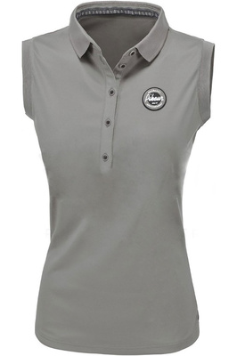 Pikeur Womens Jarla Polo Grey