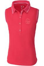 Pikeur Womens Jarla Polo Shirt 225 - Wild Berry