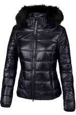 Pikeur Womens Karry Quilted Jacket - Graphite Blue