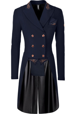 Pikeur Womens Lilien Pure Rose Show Jacket - Night Blue