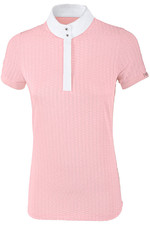 Pikeur Womens Nadja Show Shirt - Blushing Rose