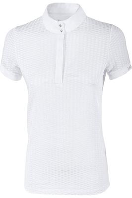 Pikeur Womens Nadja Show Shirt - White