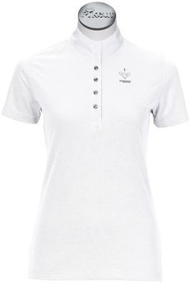 Pikeur Womens Turnier Shirt White