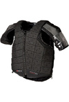 Racesafe Provent 3.0 Body Protector Shoulder Pads Black