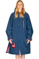 2021 Red Paddle Co Original Long Sleeve Pro Change Jacket - Navy