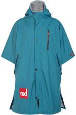 2021 Red Paddle Co Original Short Sleeve Pro Change Jacket - Alpine Teal