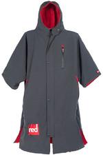 2021 Red Paddle Co Original Short Sleeve Pro Change Jacket - Grey