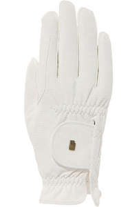 Roeckl Roeck-Grip Winter Riding Gloves White