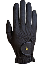 Roeckl Childrens Roeck-Grip Riding Gloves Black