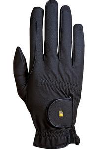 Roeckl Childrens Roeck-Grip Riding Gloves Black
