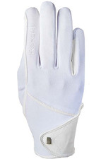Roeckl Madison Riding Gloves White