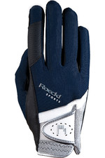 Roeckl Madrid Riding Gloves Navy