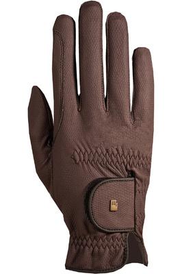 Roeckl Roeck-Grip Winter Riding Gloves Mocha
