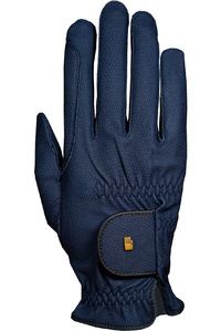 Roeckl Roeck-Grip Winter Riding Gloves Navy