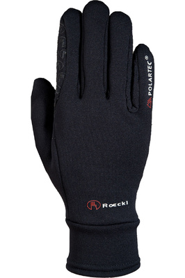 Roeckl Warwick Winter Riding Gloves Black