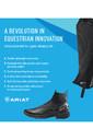Ariat Womens Ascent Paddock Boots 10031592 - Black