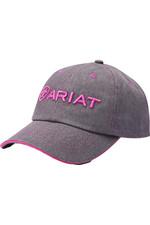Ariat Team IICap Heather Grey / Meadow Mauve 10035730