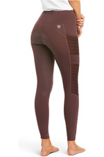 Ariat Womens Eos Moto Fs Tight Cocoa 10035226