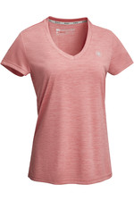 Ariat Womens Laguna Short Sleeve Top Frayed Red 10034925