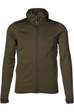 Seeland Mens Power Fleece 130211022 - Pine green