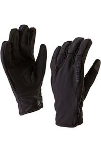 SealSkinz Chester Riding Gloves Black