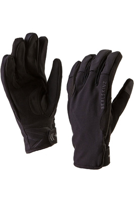 SealSkinz Chester Riding Gloves Black