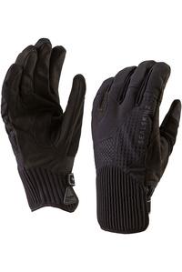 SealSkinz Elgin Riding Gloves Black