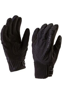 Seal Skinz Womens Chester Riding Gloves Black