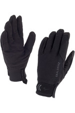 Seal Skinz Womens Dragon Eye Gloves Black