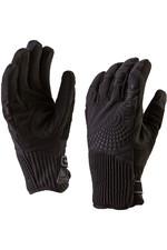 SealSkinz Womens Elgin Riding Gloves Black