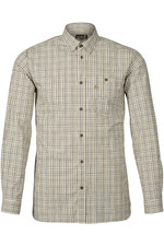 Seeland Mens Keeper Shirt - Classic brown