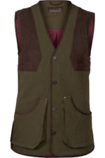 Seeland Mens Woodcock Advanced waistcoat - Shaded Olive