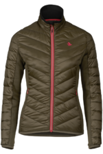 Seeland Womens Hawker Hybrid jacket - Pine green