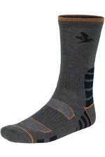 Seeland Mens Hawker Stalking Socks - Raven